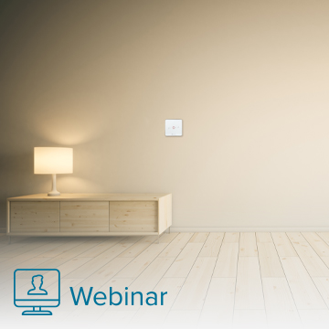 Comment réguler le fonctionnement d'un plancher chauffant/rafraîchissant avec RadianT365