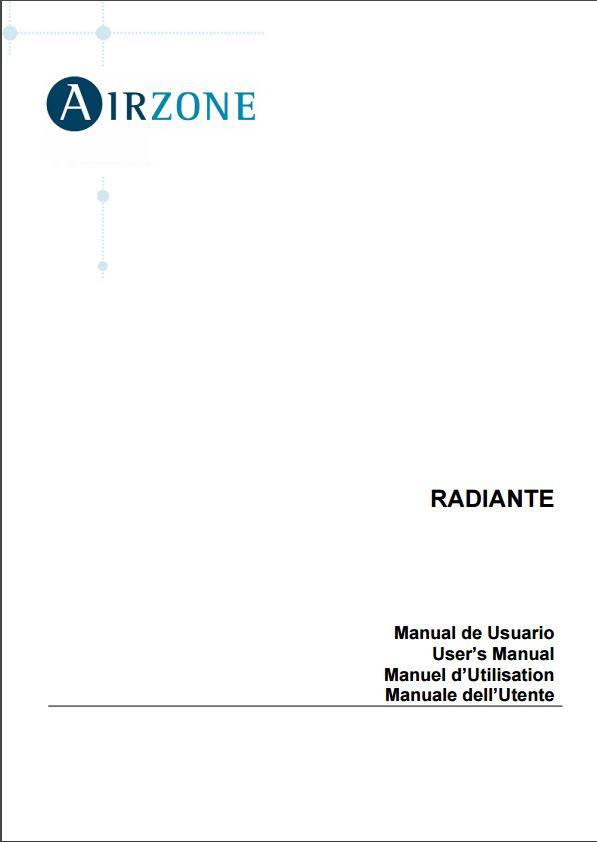 Manuel utilisation RadianT