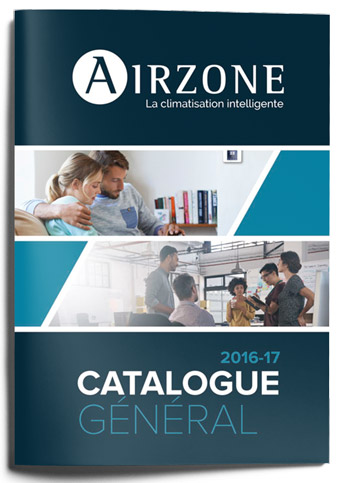 Catalogue Airzone 2016 – 2017