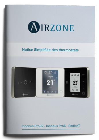 Notice simplifiée Thermostats