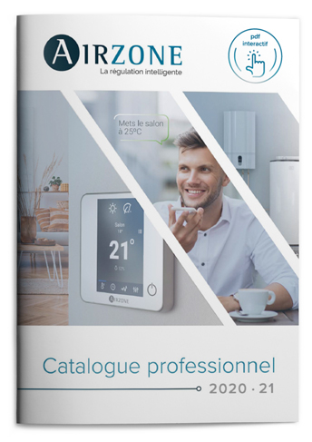 Catalogue Professionnel Airzone 2020 · 2021