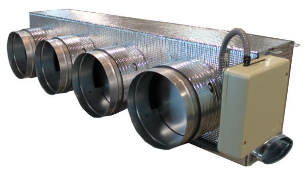 Plenum motorisé standard Hitachi