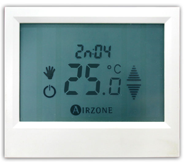 Thermostat TACTO de zone en saillie radio