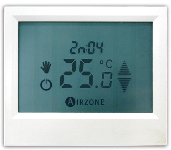 Thermostat TACTO de zone en saillie filaire