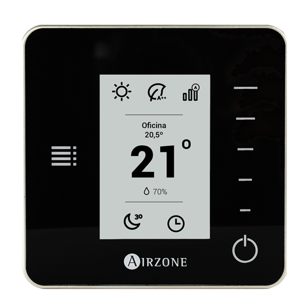 THERMOSTAT IBPRO32 MONOCHROME AIRZONE THINK RADIO (DI6)