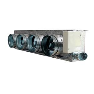 Easyzone QAI Standard + VMC IB8 Aermec