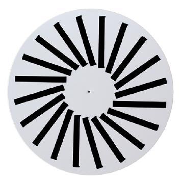 Diffuseur Hélicoïdal Circulaire pour plafond