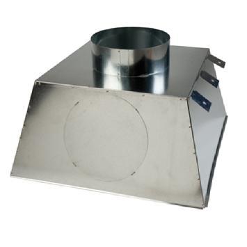 Plénum de diffuseur pour plafond modulaire
