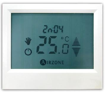 Thermostat TACTO de zone en saillie radio (C3)