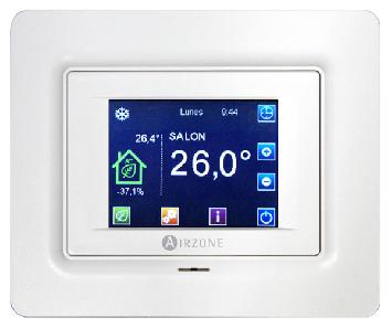 Thermostat intelligent BLUEFACE encastré filaire (C3)