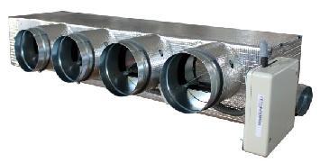 Plenum motorisé extra-plat Kaysun