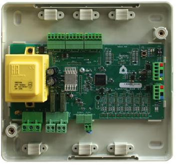 Platine centrale du système INNOBUS PRO32