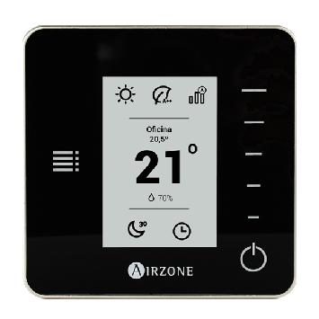 THERMOSTAT IBPRO6 MONOCHROME AIRZONE THINK RADIO (CE6)
